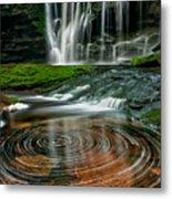 Elakala Fall #1 D30010326 Metal Print