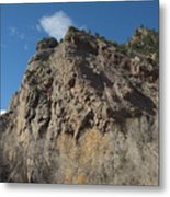 Eldorado Canyon Hill Metal Print