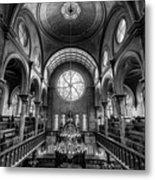 Eldridge Street Synagogue Metal Print