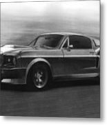 Eleanor  Gt 500 Metal Print