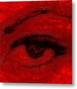 Electric Eye Metal Print by Eikoni Images