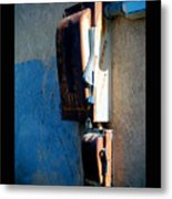 Electrical Box Metal Print