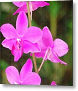 Elegance In Nature Metal Print