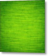Elegant Green Abstract Background Metal Print