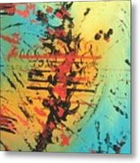 Element Of Fear Metal Print