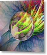 Elemental Space Metal Print