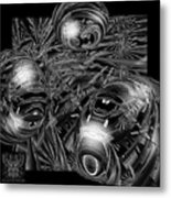 Elements Of Peace Metal Print
