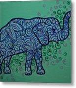 Elephant Dreams Metal Print