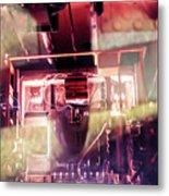 Elevator Ascends Metal Print