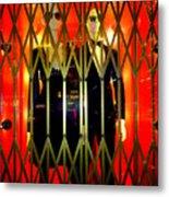 Elevator Elegance Metal Print