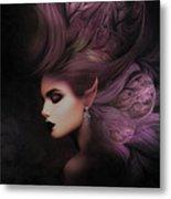 Elf Mystical Beauty 02 Metal Print