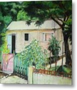 Elida House Metal Print