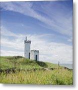 Elie Lighthouse Metal Print
