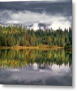 Elk Lake Metal Print