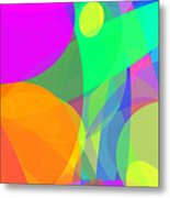 Ellipses 12 Metal Print