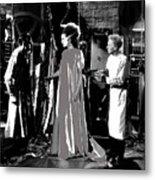 Elsa Lanchester Bride Of Frankenstein 4 1935-2015 Metal Print