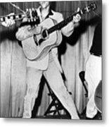 Elvis Presley, C. Mid-1950s Metal Print by Everett