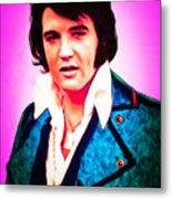 Elvis Presley The King 20160117 Metal Print