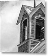Ely Vermont Barn 1899 Barn Cupola Metal Print
