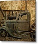 Ely's Mill Dodge Metal Print