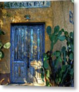 Elysian Grove In The Morning Metal Print