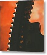 Ember's Revolution Metal Print