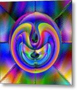 Embrio Metal Print