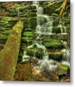 Emerald Dreams Metal Print