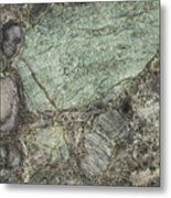 Emerald Green Metal Print