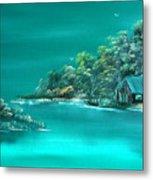 Emerald Isle 2 Metal Print
