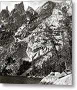 Emerald Lake Colorado Metal Print