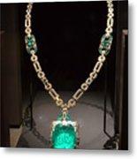 Emerald Prize Metal Print