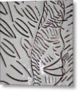 Emergence - Tile Metal Print