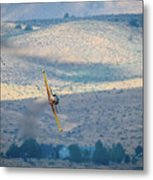 Emerging From The Valley Of Speed 5 X 7 Aspect Metal Print