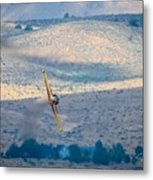 Emerging From The Valley Of Speed Metal Print