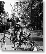 Emett: Lunacycle, 1970 Metal Print by Granger