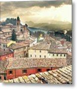 Emilia Romagna Italy Metal Print