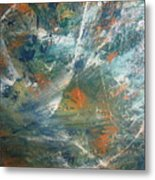 Emotional Deluge Metal Print