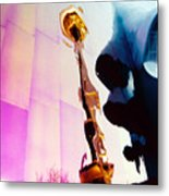Emp Seattle Metal Print