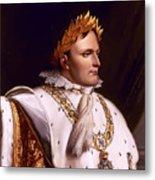 Emperor Napoleon Bonaparte  Metal Print