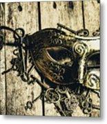 Emperors Keys Metal Print