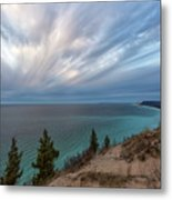 Empire Bluffs 5 Metal Print