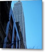 Empire State 1 Metal Print