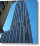 Empire State 2 Metal Print