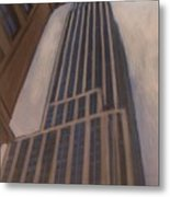 Empire State Building 1 Metal Print
