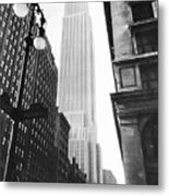 Empire State Building, 1931 Metal Print