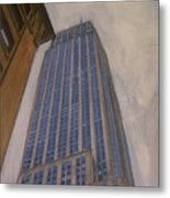 Empire State Building 2 Metal Print