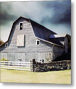 Empyrean Estate Metal Print