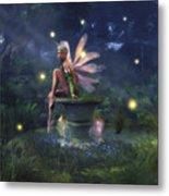 Enchantment - Fairy Dreams Metal Print