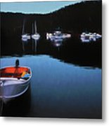 End Of A Beautiful Day Metal Print
